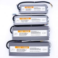 Bộ nguồn đèn LED 12v chống nước IP68 cao cấp TLD-12V-PW02