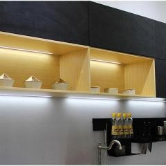 Đèn LED thanh nhôm 12v 40cm cảm biến vẫy tay lắp tủ quần áo, tủ bếp cao cấp TL-TBV-01