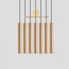 Đèn LED tròn thả trần trang trí TL-OBG-07