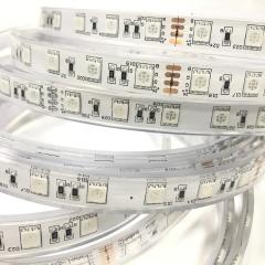 LED dây 24v chống nước IP68 RGB 5050 siêu sáng cao cấp TLD-24V-60P