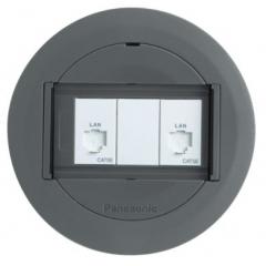 Ổ cắm âm sàn Panasonic DU61355HTC-1-A