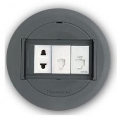 Ổ cắm âm sàn Panasonic DU71711HTC-1-A