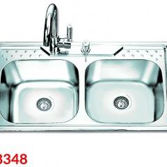 Chậu rửa bát Inox SUS 201 S8348 OLYMPIC