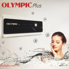Bình nóng lạnh Olympic Plus 30L nano bạc diệt khuẩn