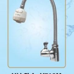 Vòi chậu bếp một đường nước lạnh cao cấp Olympic gắn tường Model V718M