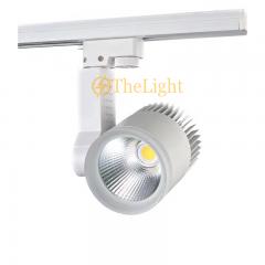 Đèn rọi shop gắn thanh ray led Chip COB 20w TKL 85135
